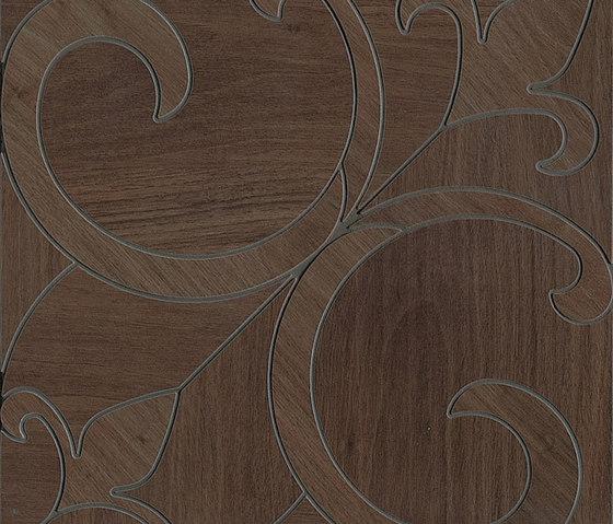 Nuances Classic Noce Tappeto by Fap Ceramiche | Floor tiles