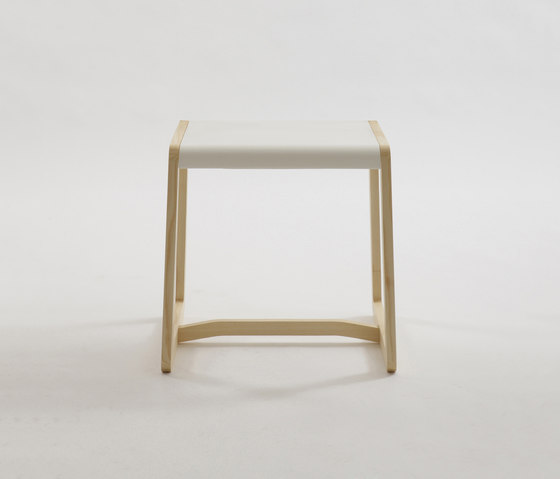 Private Space Stool by ellenbergerdesign | Shelves