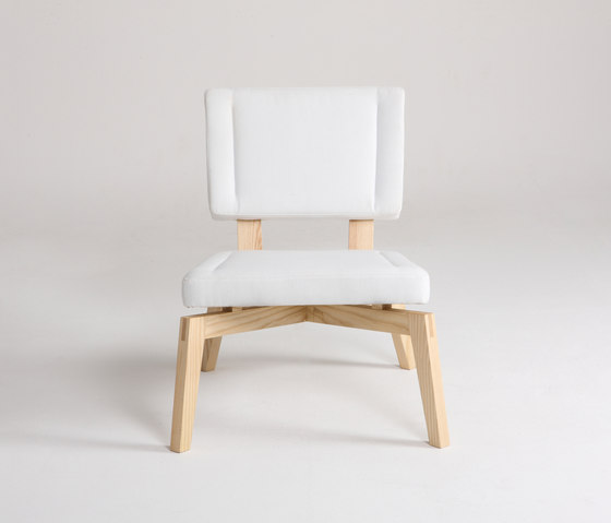 Private Space Easy Chair by ellenbergerdesign | Lounge chairs