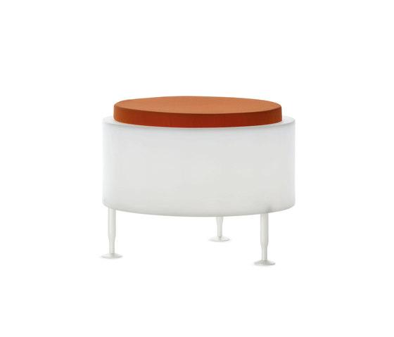 Atollino Outdoor by MODO luce | Garden stools