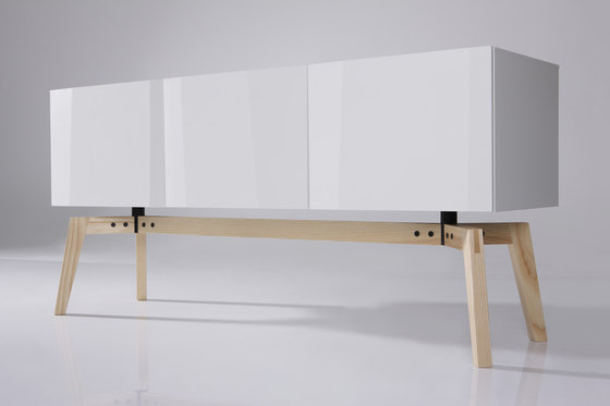 Private Space Credenza by ellenbergerdesign | Sideboards