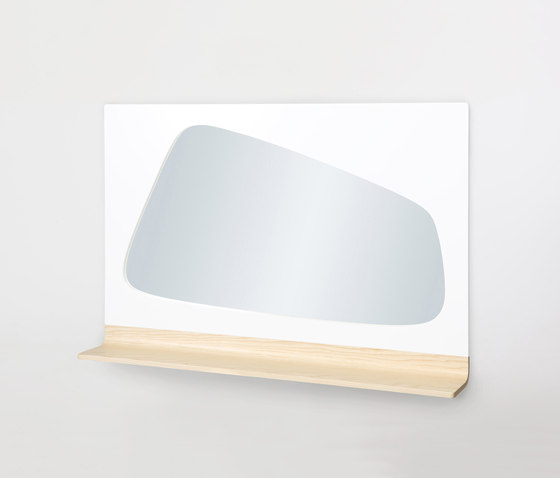 Private Space Mirror HO de ellenbergerdesign | Tablettes / Supports tablettes