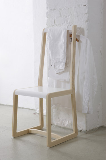 Private Space Valet Stand by ellenbergerdesign | Clothes racks