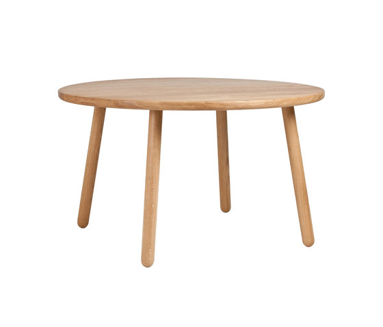 Dining Table Round - Oak/Natural by Another Country | Restaurant tables