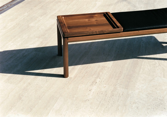 Bench by BassamFellows | Waiting area benches