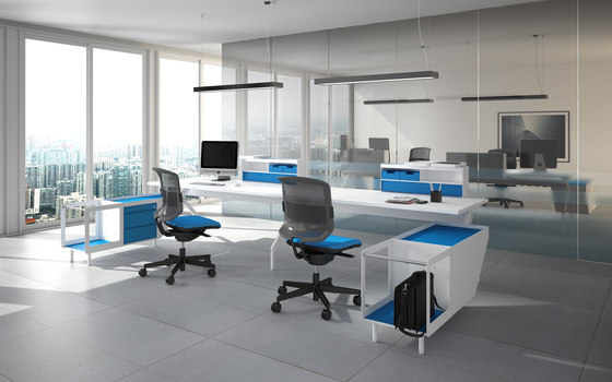 SO by ERSA | Desking systems