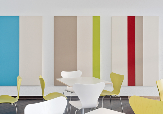 Colorful waiting combinations di acousticpearls | Pannelli per parete