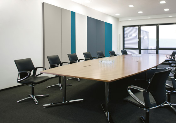 Executive conference combinations by acousticpearls | Sound absorbing wall art