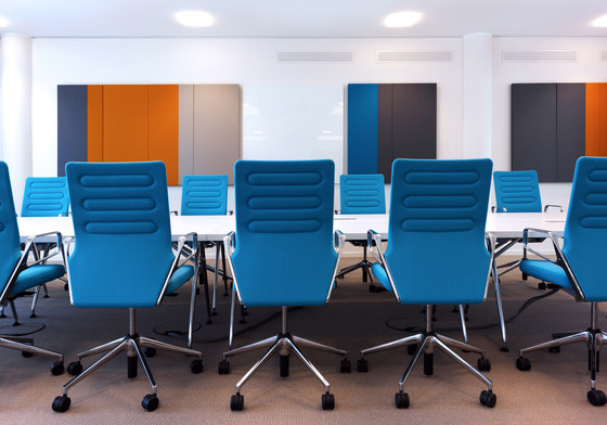 Executive conference combinations di acousticpearls | Sistemi assorbimento acustico decorazioni parete