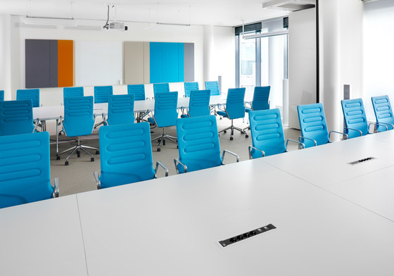Executive conference combinations von acousticpearls | Wandpaneele