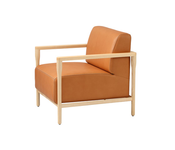 Soft Armchair di STILTREU | Poltrone