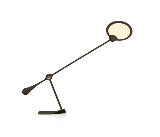 Trapeze LED Table Light Small by Light&Contrast   General lighting