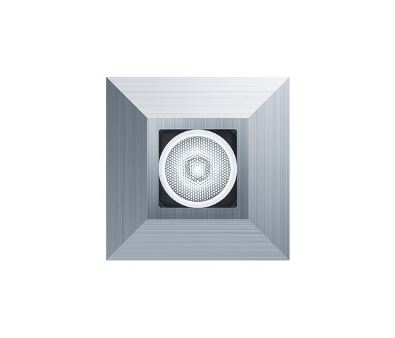 LEDOS III M by Zumtobel Lighting | Recessed wall lights