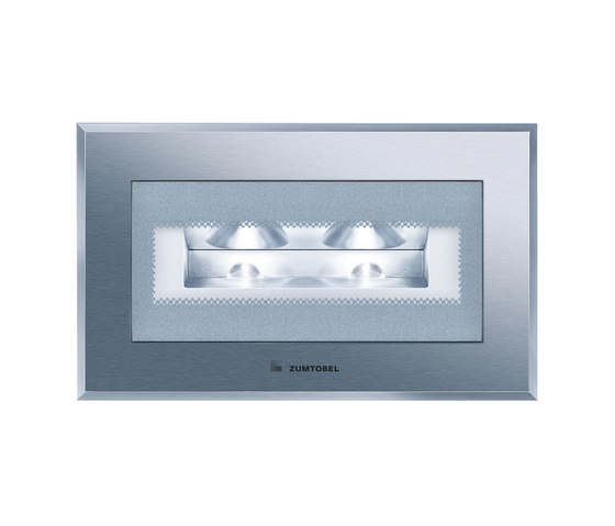 ORILED de Zumtobel Lighting | Lámparas empotrables de pared