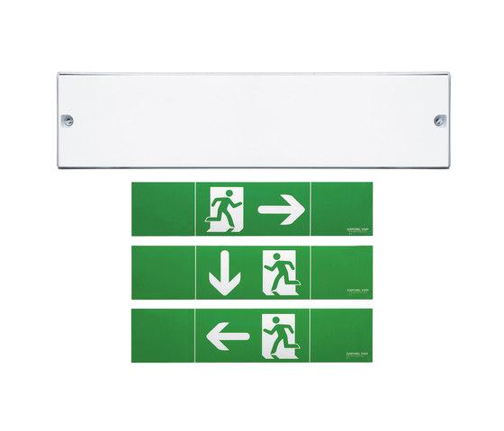 ONLITE ERGOSIGN by Zumtobel Lighting | Wall-mounted emergency lights