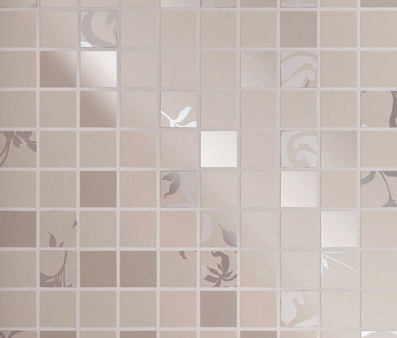 Mayfair | Mosaico Palace Ivory by Lea Ceramiche | Floor tiles