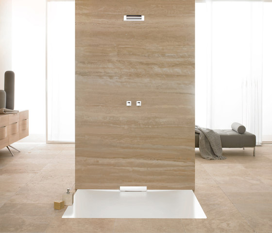 Xetis white by Kaldewei | Shower trays
