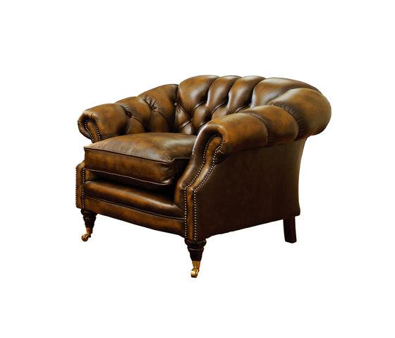 Bradwell di Fleming & Howland | Poltrone lounge
