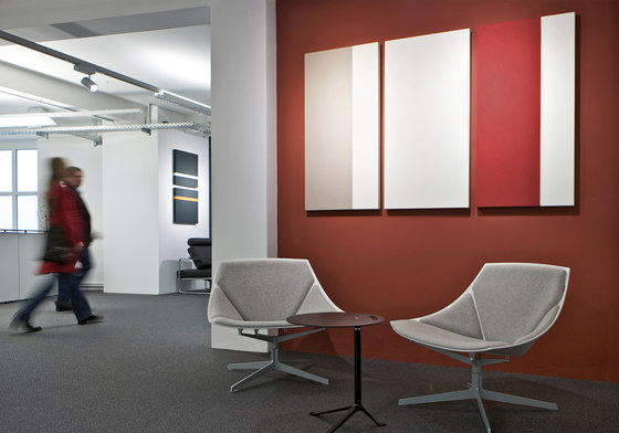 Colorful waiting combinations by acousticpearls | Wall panels