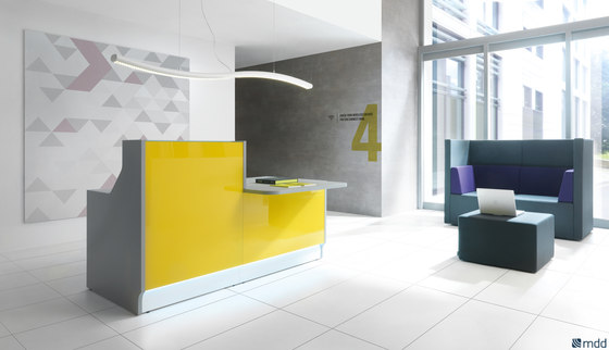 Linea by MDD | Reception desks