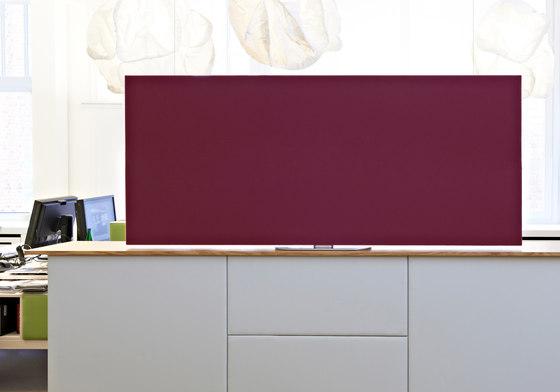 ARCHITECTS desktop von acousticpearls | Tischpaneele