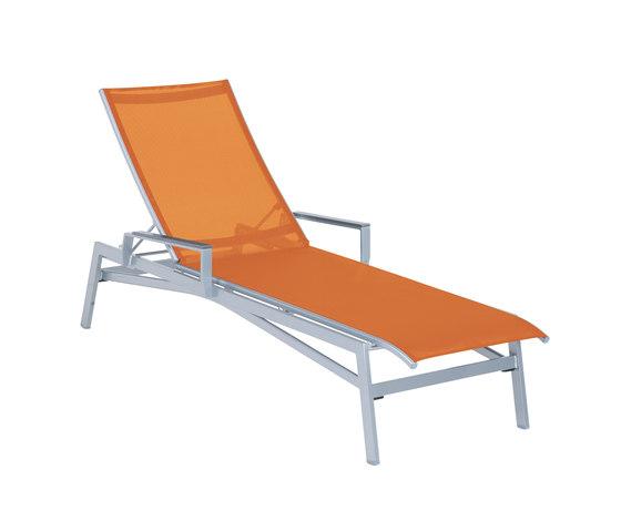 Brasil recliner by Karasek | Sun loungers