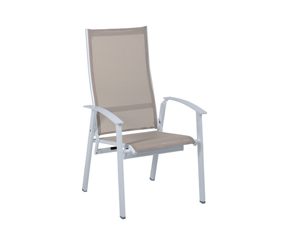 California chair movable by Karasek | Garden chairs