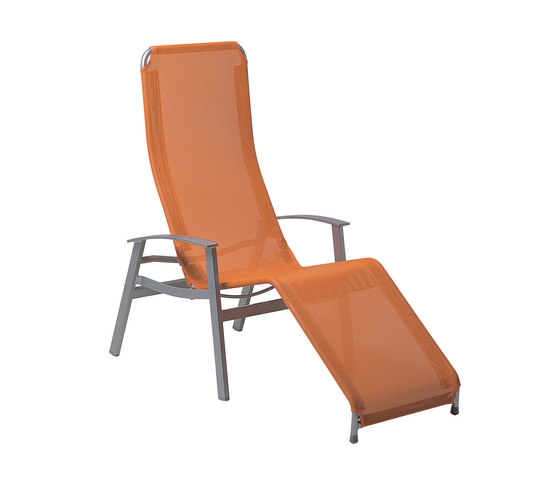 California health lounger de Karasek | Méridiennes de jardin