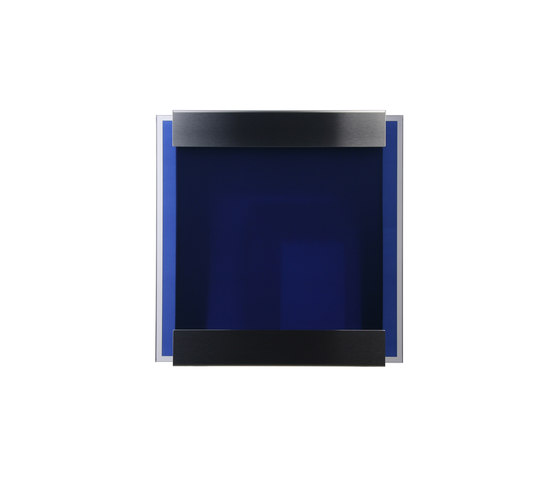 Glasnost.Glass.Blue Mailbox by keilbach | Mailboxes