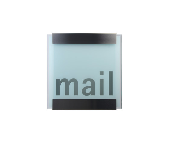 Glasnost.Glass.Mail Mailbox by keilbach | Mailboxes
