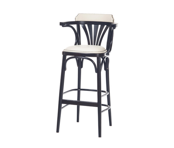 135 Barstool upholstered by TON | Bar stools