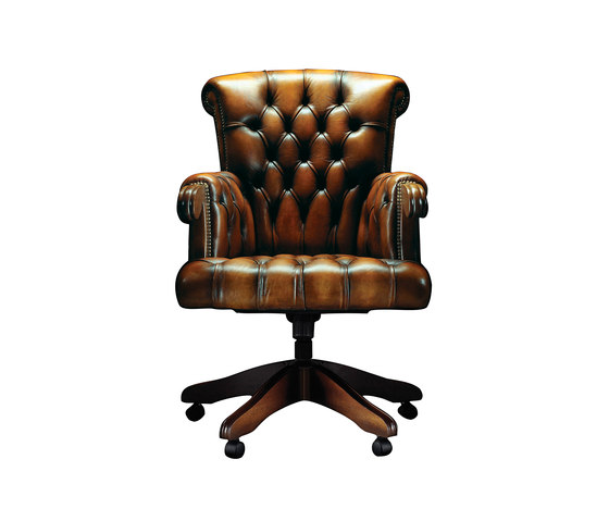 Duke by Fleming & Howland | Executive chairs