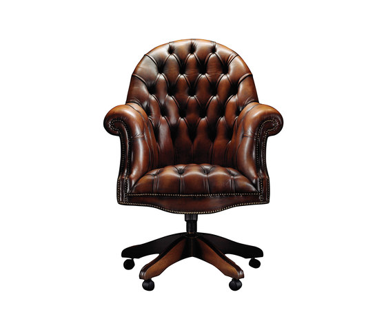 Earl by Fleming & Howland | Executive chairs