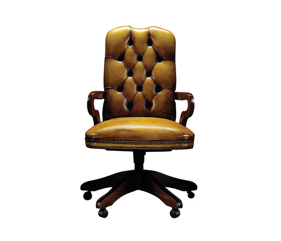 Lord by Fleming & Howland | Executive chairs