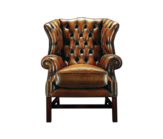 Samuel Johnson by Fleming & Howland | Lounge chairs