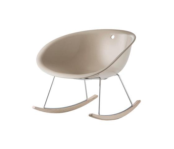 Gliss swing 350 de PEDRALI | Fauteuils / Chaises à bascule