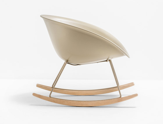 Gliss Swing 350 by PEDRALI | Armchairs