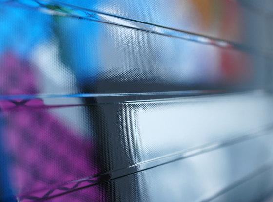 Glasnost.Glass.Masterligne Briefkasten von keilbach | Briefkästen