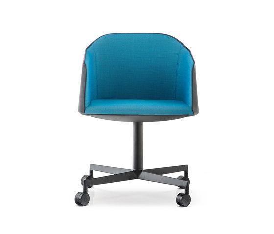 Laja 886 by PEDRALI | Task chairs