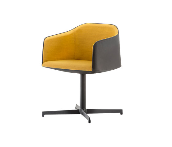 Laja 887 by PEDRALI | Conference chairs