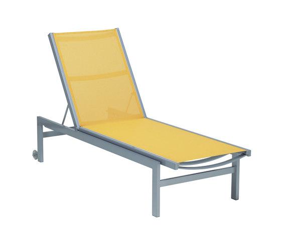 Riviera lounger by Karasek | Sun loungers