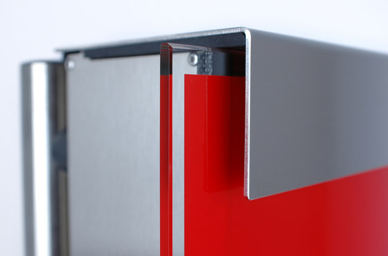 Glasnost.Glass.Red Mailbox by keilbach | Mailboxes