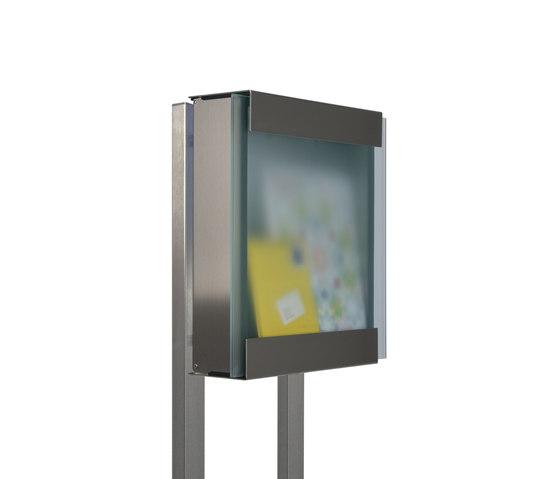 Glasnost.Glass Mailbox by keilbach | Mailboxes