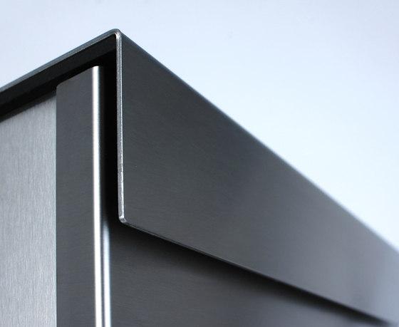 Glasnost.Metal.360 Mailbox by keilbach | Mailboxes
