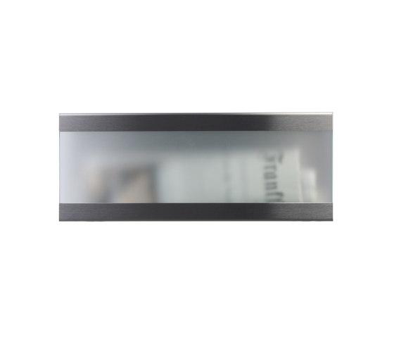 Glasnost.Newsbox.Glass.360 by keilbach | Mailboxes
