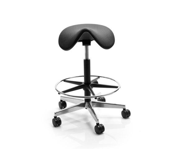 Saddle de Officeline | Taburetes de oficina