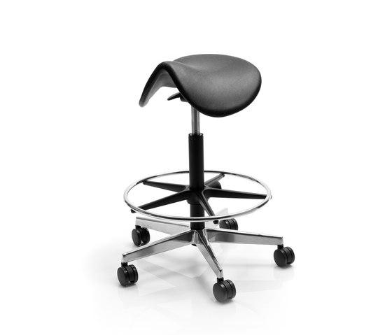 Saddle von Officeline | Arbeitshocker