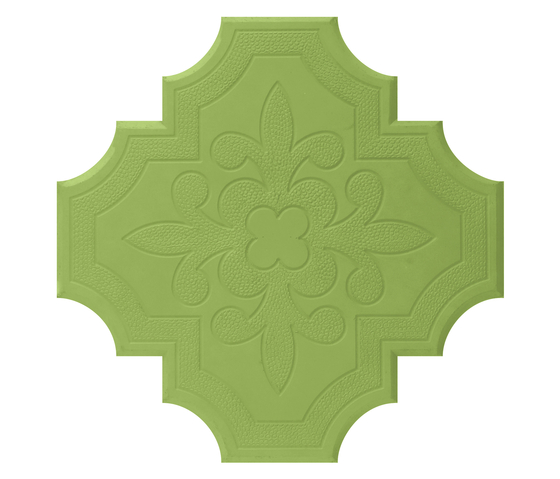 Flaster Apple Green by IVANKA | Concrete/cement floor tiles