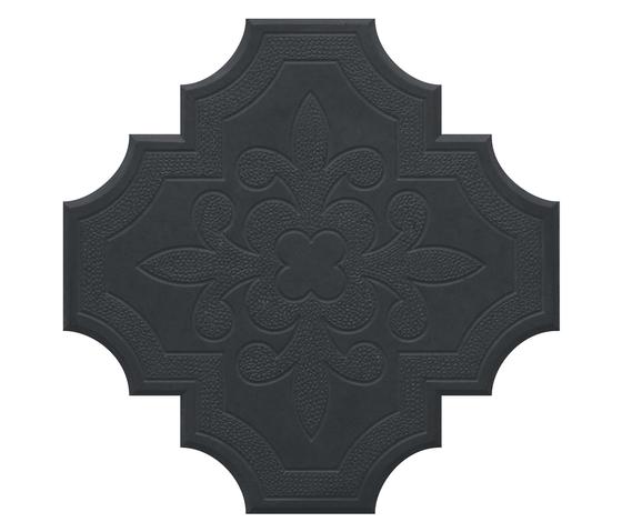 Flaster Midnight Black by IVANKA | Floor tiles