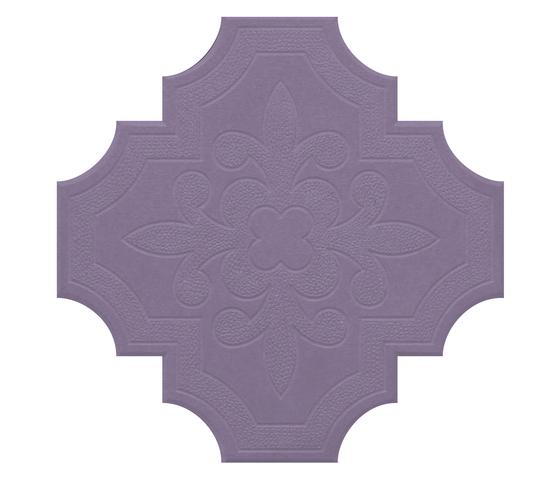 Flaster Purple by IVANKA | Floor tiles